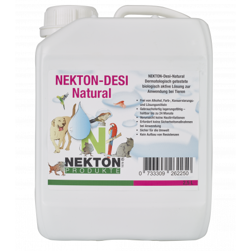 NEKTON Desi Natural