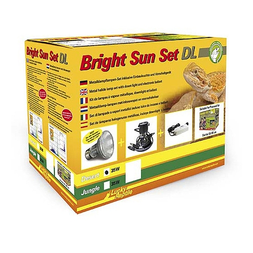 Lucky Reptile Bright Sun Set DL Desert 35W