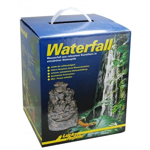 Lucky Reptile Waterfall