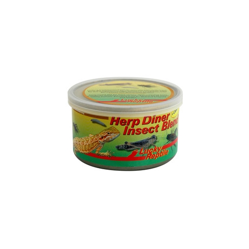 Lucky Reptile Herp Diner - zmes hmyzu 35g