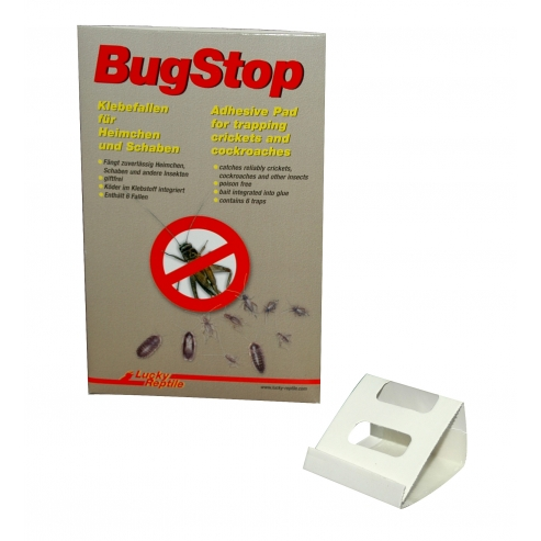 Lucky Reptile Bug Stop