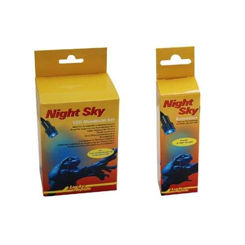 Lucky Reptile Night Sky