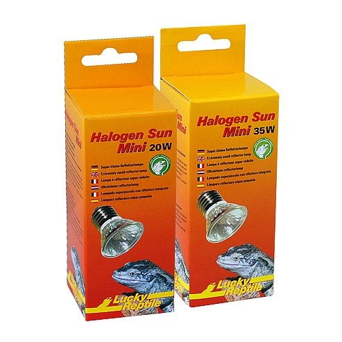 Lucky Reptile Halogen Sun Mini