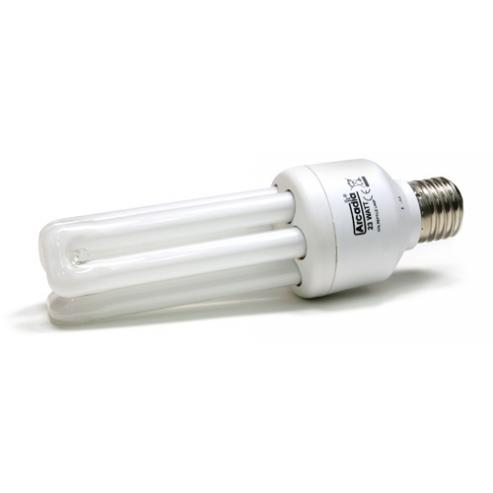Arcadia D3+ Compact Reptile Lamp 23W 10.0 UVB