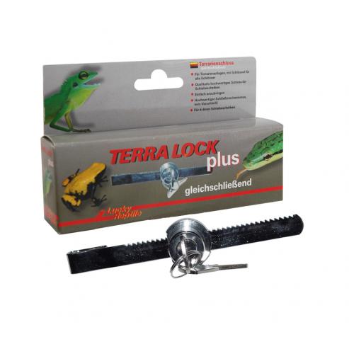 Lucky Reptile Terra Lock - rovnaký kľúč - poškodený obal
