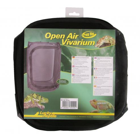 Lucky Reptile OpenAir Vivarium Pop UP