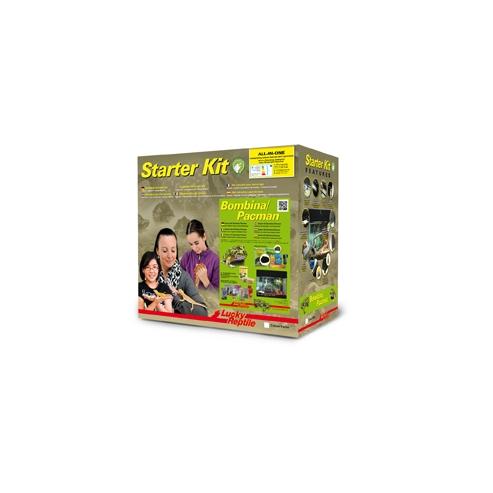 Lucky Reptile Starter Kit Bombina + Ceratophrys