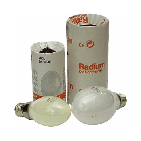 Mercury Vapour žiarovky