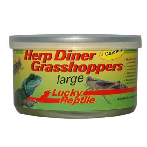 Lucky Reptile Herp Diner - saranče 35 g