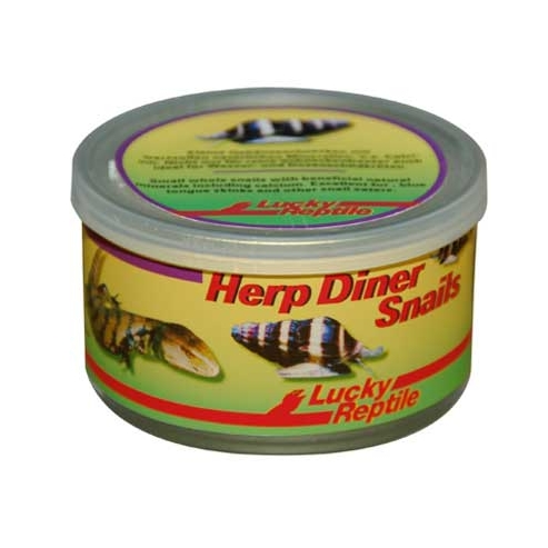 Lucky Reptile Herp Diner - slimáky 35 g