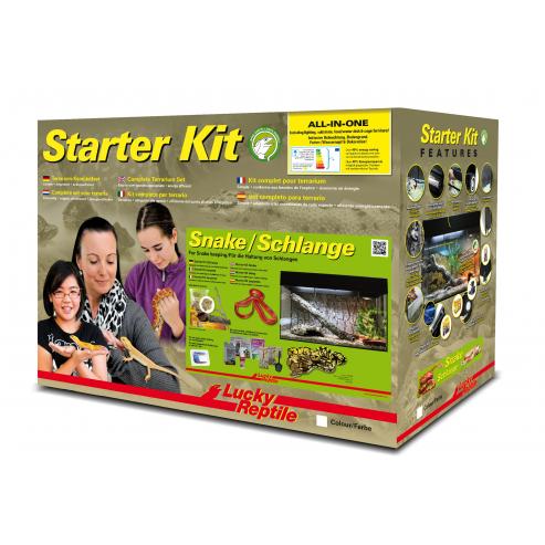 Lucky Reptile Starter Kit Snake