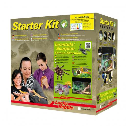 Lucky Reptile Starter Kit Tarantula + Scorpion