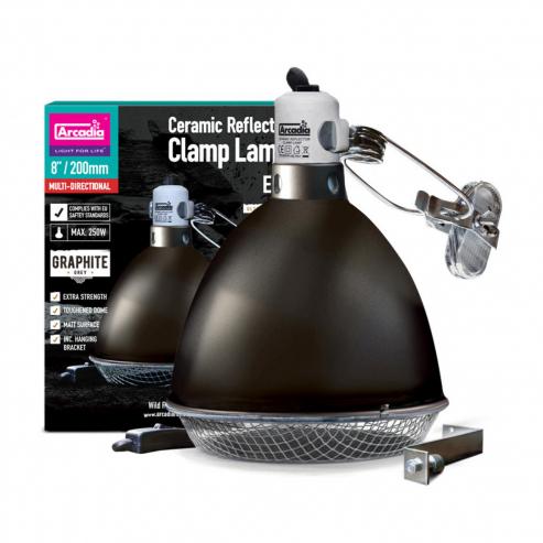 Arcadia Clamp Lamp